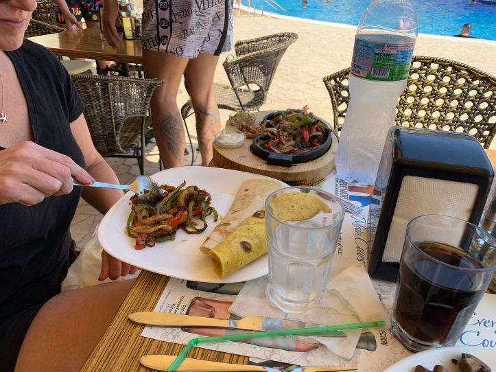 Lunch at Royal Sun Sunny Beach