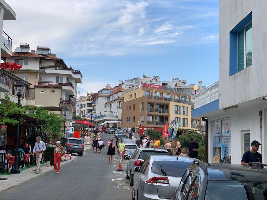 Sozopol road