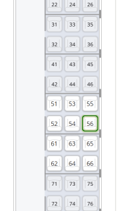 Bulgarian Train Seat Selection