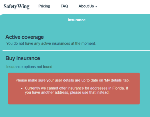 Choosing between World Nomads and SafetyWing Travel Medical Insurance