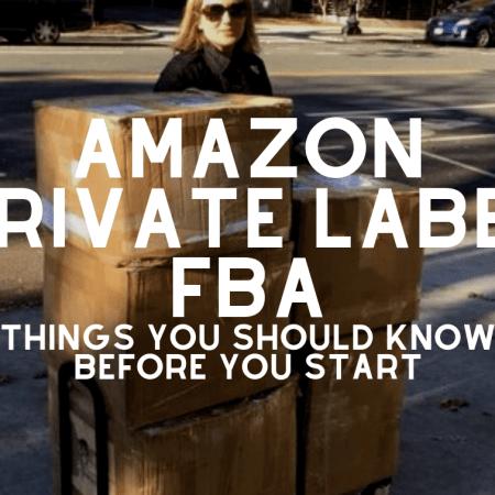 Amazon Private Label FBA