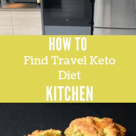 how to find a travel keto diet kitchen