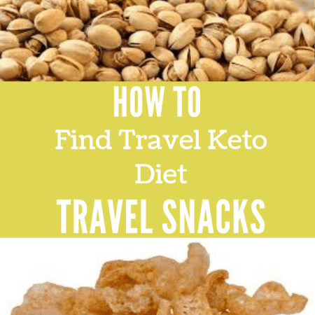 how to find keto diet travel snacks
