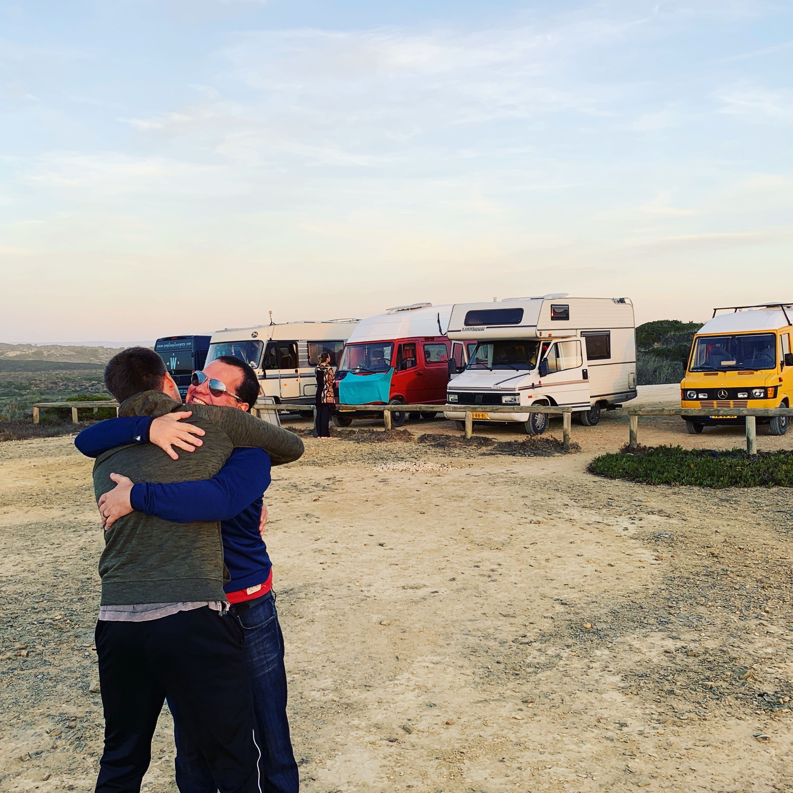 Camper Retreats Campervan Hugs