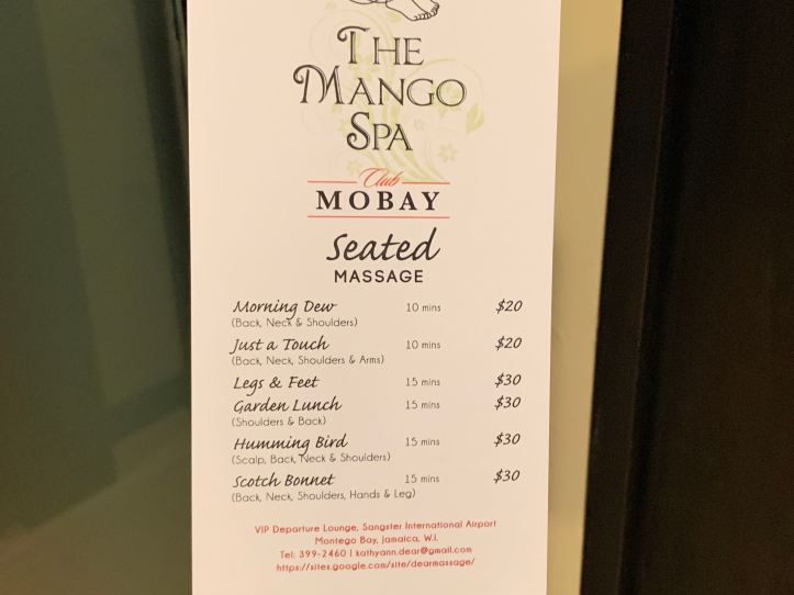 Club Mobay Spa Prices