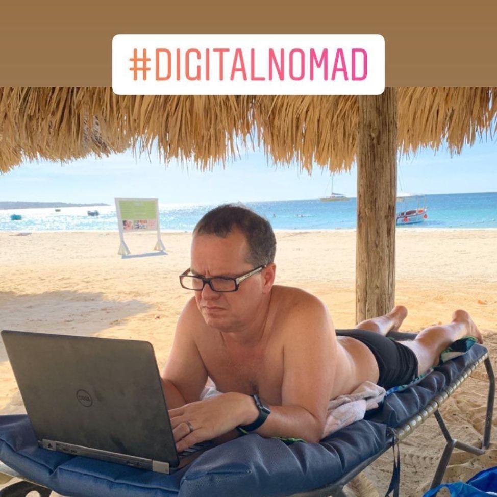 Digital Nomad Negril Jamaica
