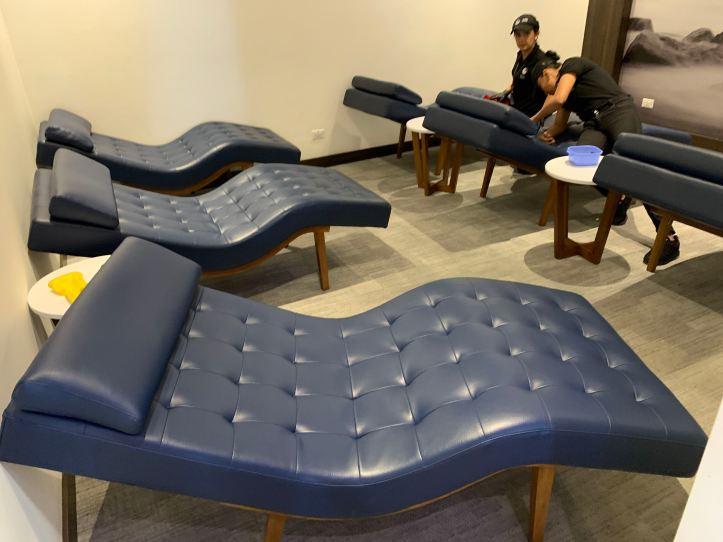 VIP Sala Lounge Medellin Sleeping Room