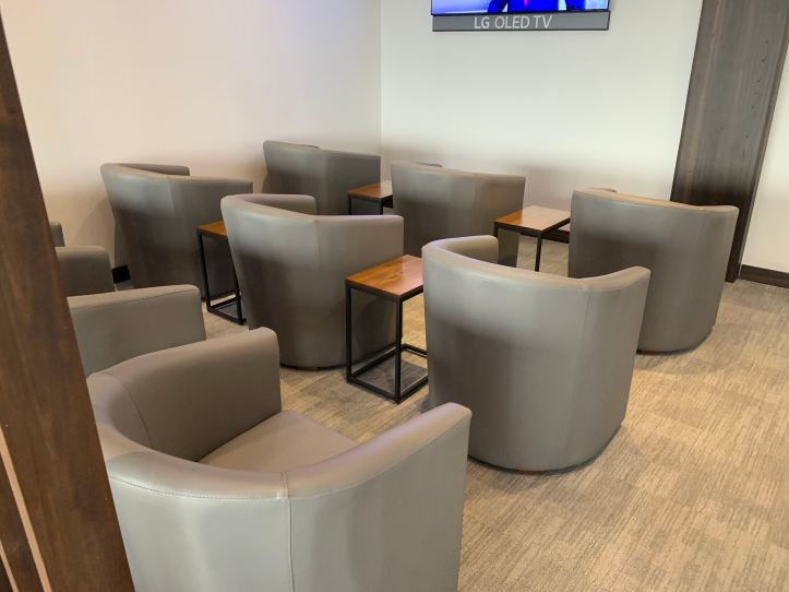 VIP Sala Lounge Medellin Seating