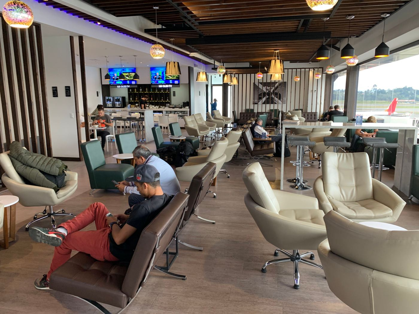 Medellin Airport Domestic Priority Pass Lounge