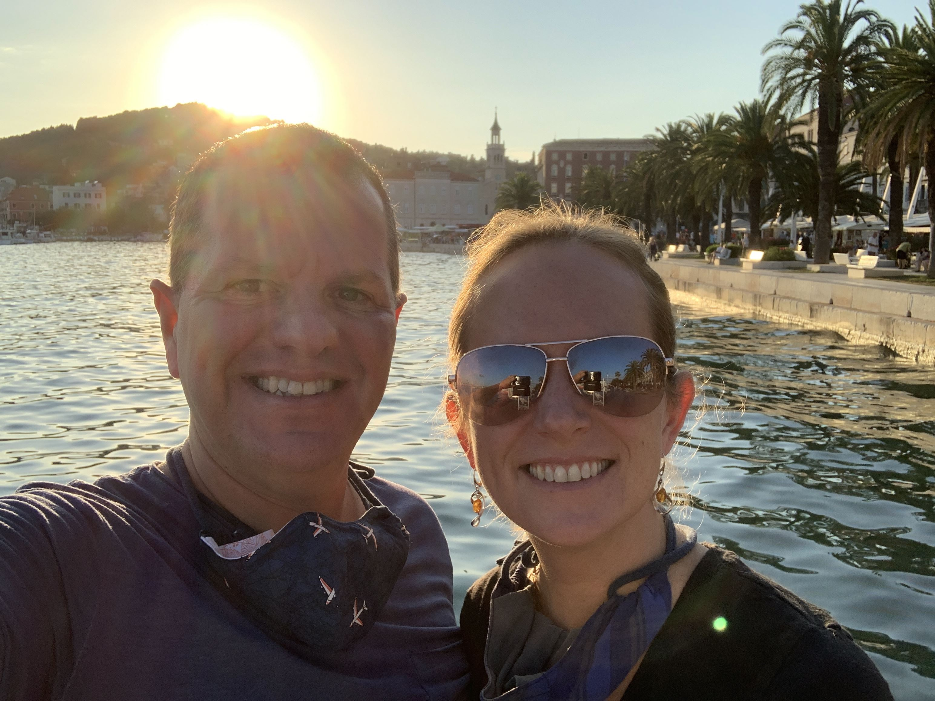 Split Croatia for Americans During COVID-19