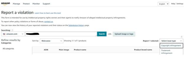 Amazon Product Fraud