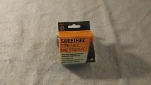 Sweetfire Fire Starter