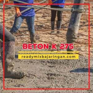 Beton K275