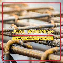Harga Baja Ringan Buat Ngecor Wiremesh Murah 2019 Jenis Besi Wire Mes Untuk Cor
