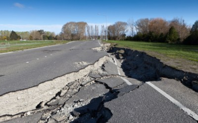 Are You Ready Series: Earthquake Preparedness