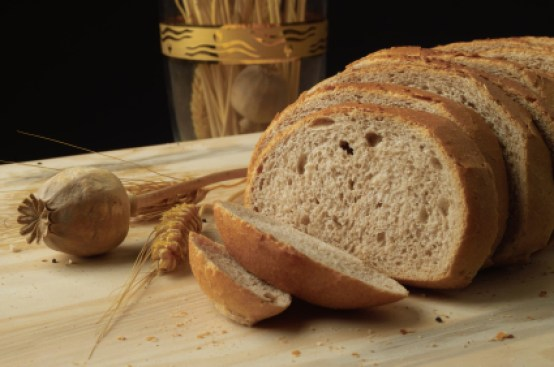 After stumbling upon a gold mine of a bread recipe, I wanted to share the recipe with all of you. It's mellow and sweet and is the best-tasting wheat bread recipe I have found.