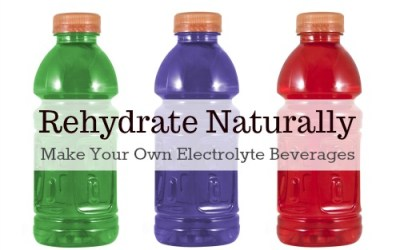 DIY Electrolyte Powders