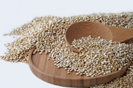 Move Over Rice,There's a New Grain in Town