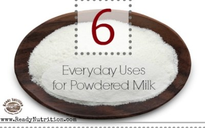 The Skinny: 6 Everyday Uses for Dry Milk