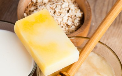 How To Make Soap From Your Food Pantry Staples