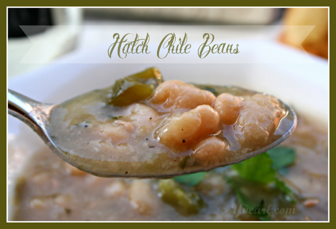 Hatch Chile Beans