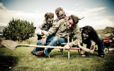 Zombie-Proof Your House