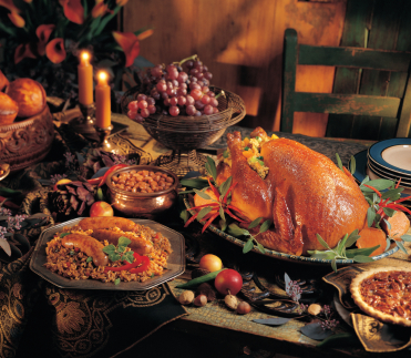 Southern Girl's Survival Guide to Thanksgiving – Full Menu