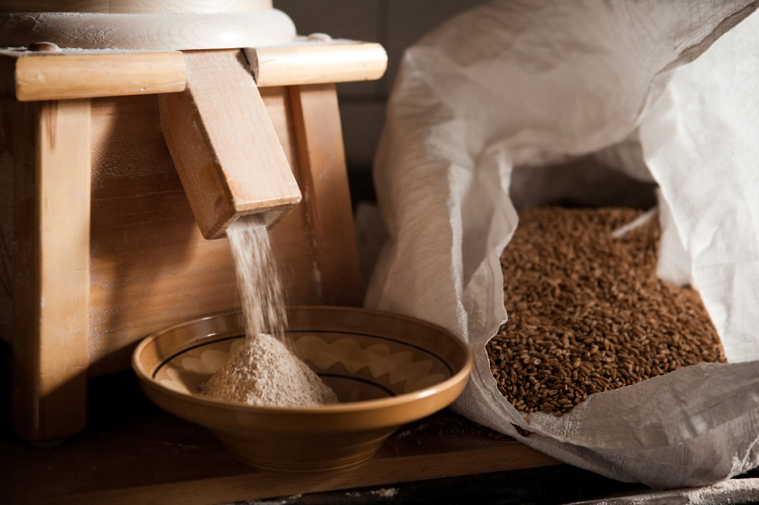 Five Alternate Uses for your Manual Wheat Grinder  Ready