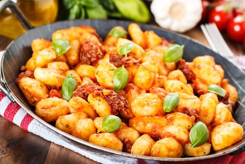 Instant Potato Gnocchi