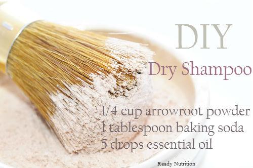 dry shampp