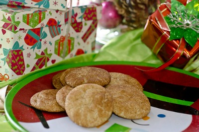 12 Days of Christmas Cookies: Snickerdoodles
