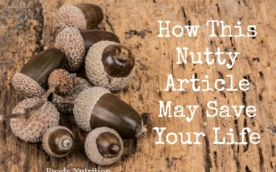 How This Nutty Article May Save Your Life