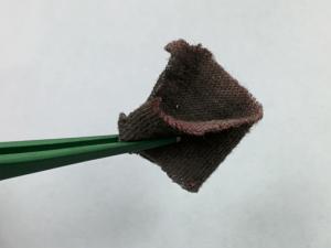 nanowire cloth