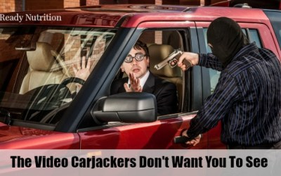 The Video Carjackers Don't Want You To See