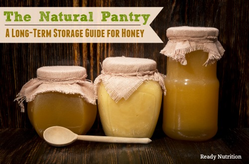 The Natural Pantry: A Long-Term Storage Guide for Honey