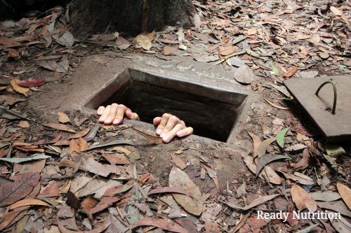 survival cache