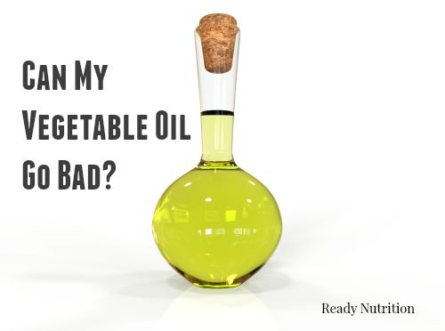Ask Tess: Can My Vegetable Oil Go Bad?