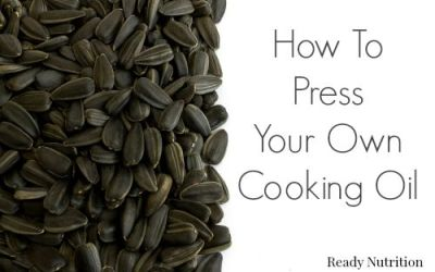 Video: How To Press Your Own Cooking Oil