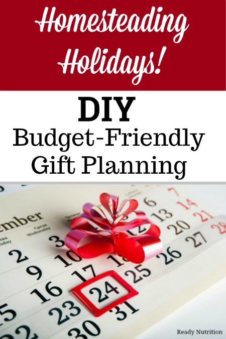 Wanting to get a head start on Christmas gifts? Here are some budget-friendly DIY holiday gifts you can start making now!