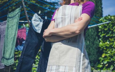 Aprons: The Essential Homesteading Garment