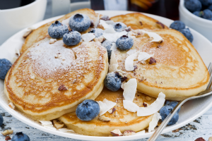 Five Healthy Alternatives to Bisquick Pancakes