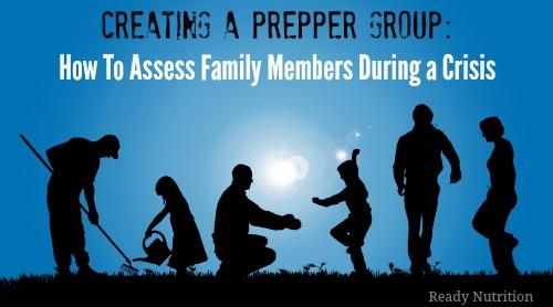 prepper group