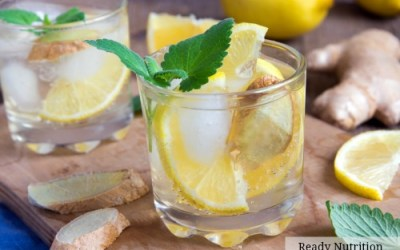 Make Your Own Healthy Homemade Ginger Ale