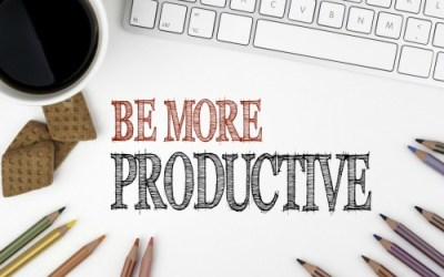 Be More Productive: 5 Books To Improve This Life Skill Today!