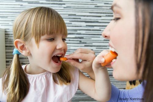 6 'Gateway Veggies' Kids Will Love!