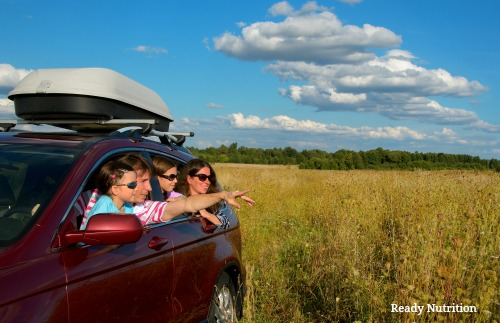 Five Tips for the Ultimate Family Road Trip