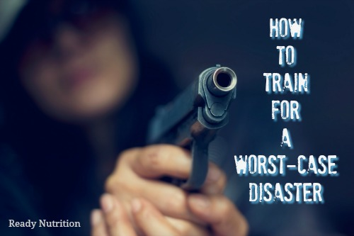 How to Train for a Worst-Case Disaster