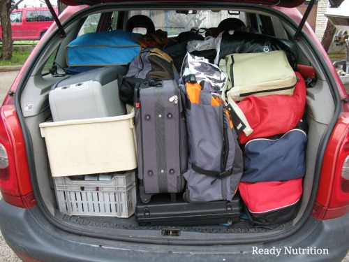 12 Tips to Pack Your Bug-Out Vehicle Like a Pro