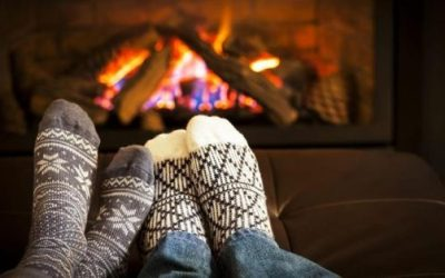 Be Energy Efficient This Winter. This is the Best Wood To Heat Your Home
