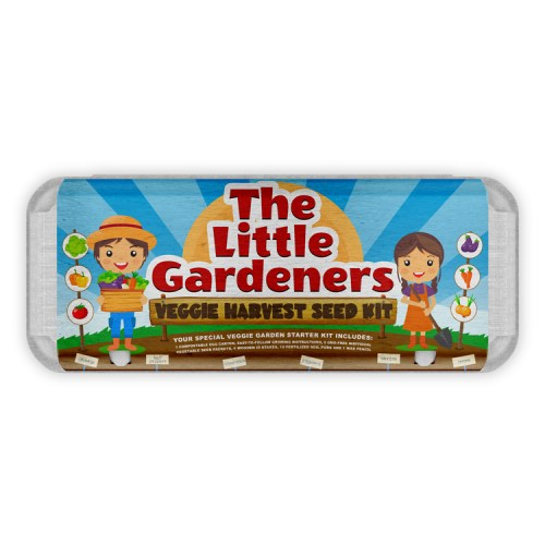 Our Little Gardeners are the future of food! Give your little ones something truly wonderful to do this season with the Ready Nutrition® Little Gardeners Starter Kit!